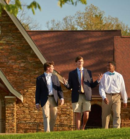 Why Christ School?