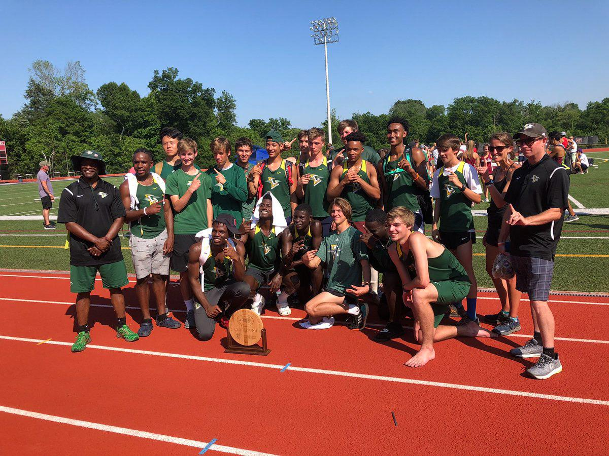 State Championship Track Team