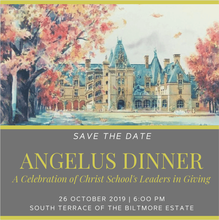 2019 Angelus Save the Date