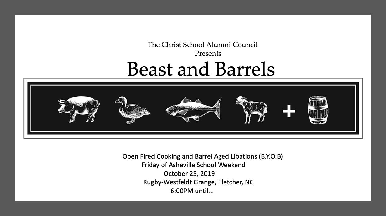 Beast and Barrel Image