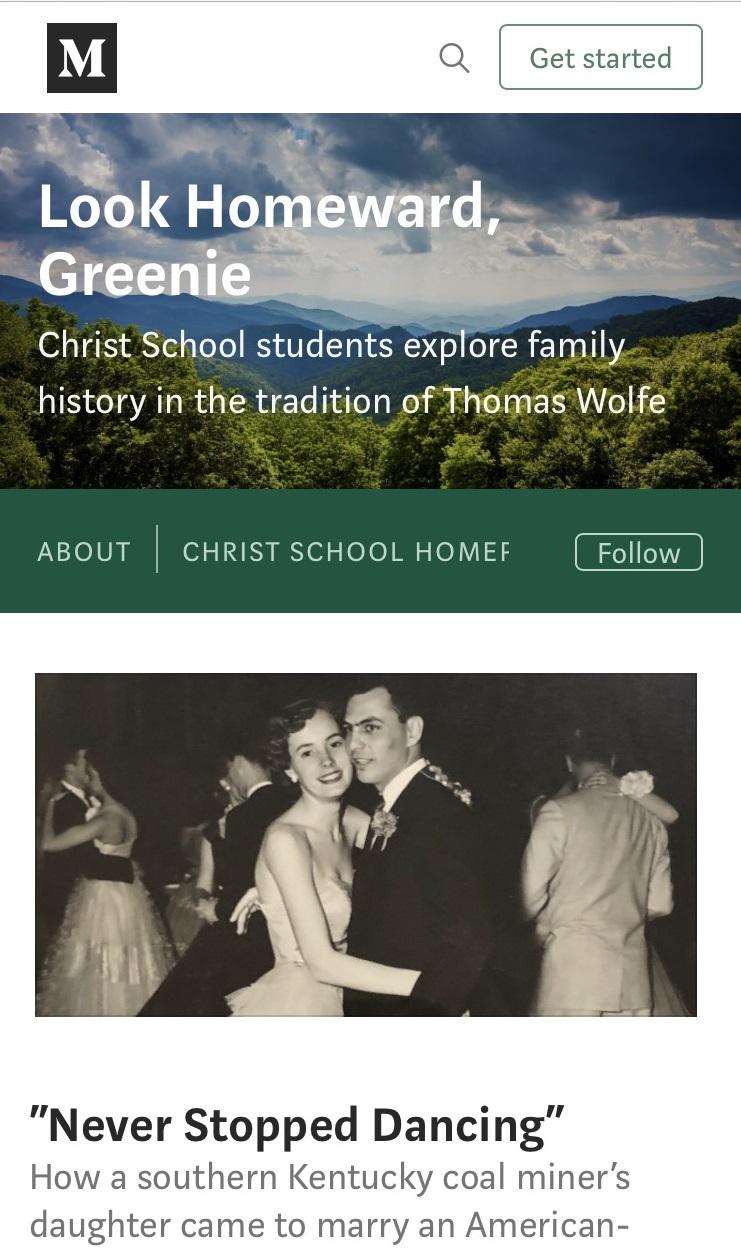 Homeward Greene