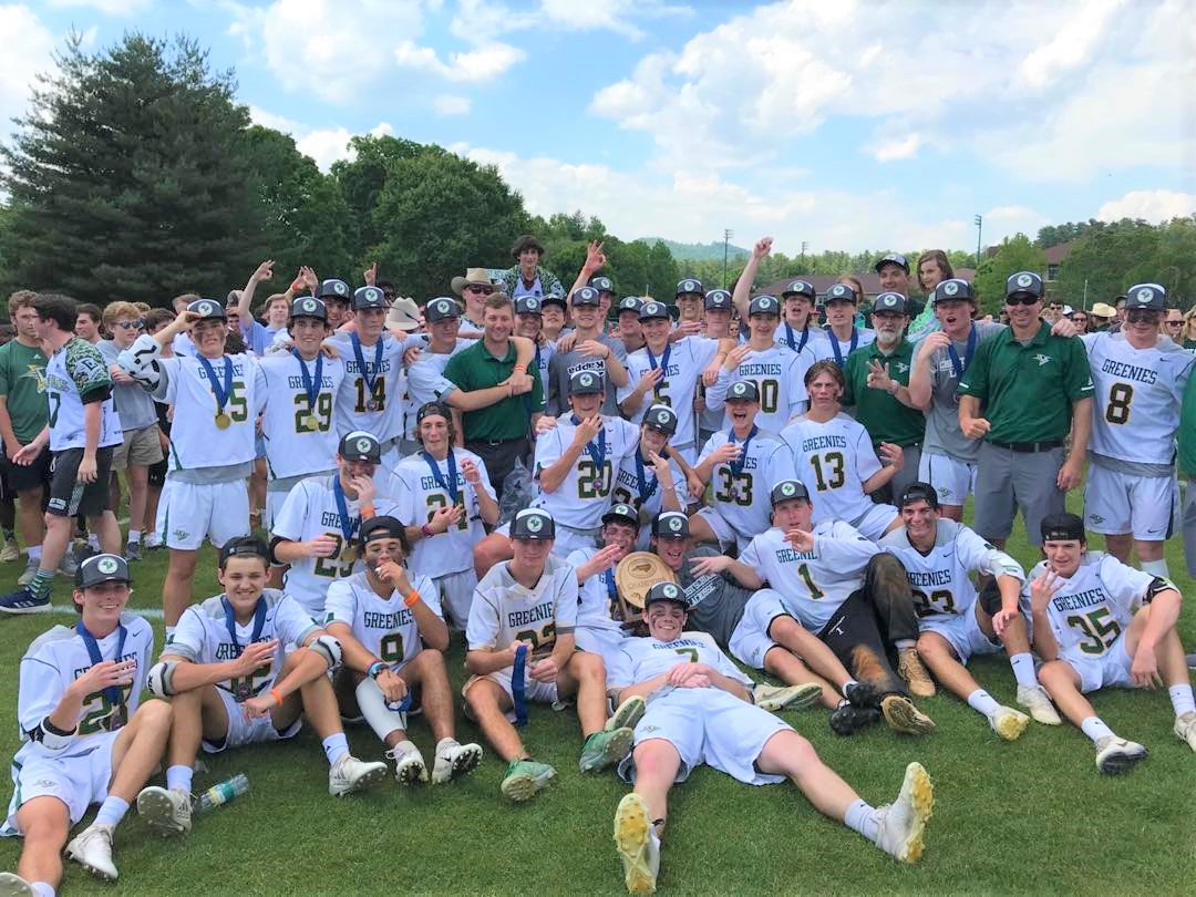 Lacrosse state champs