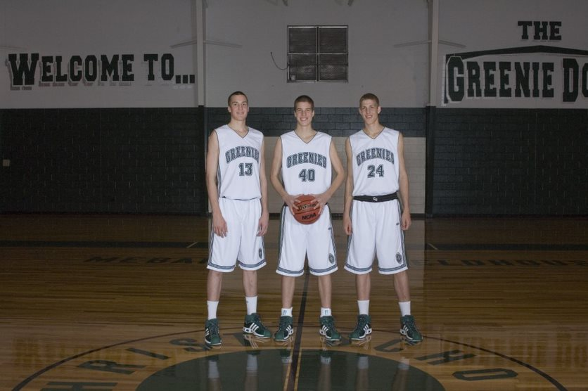 The Plumlee brothers.